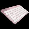 Mini wireless keyboard KB3 - Pretty Pink